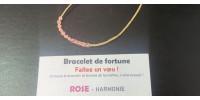 Bracelet de fortune